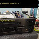 Onkyo integra dx-7711