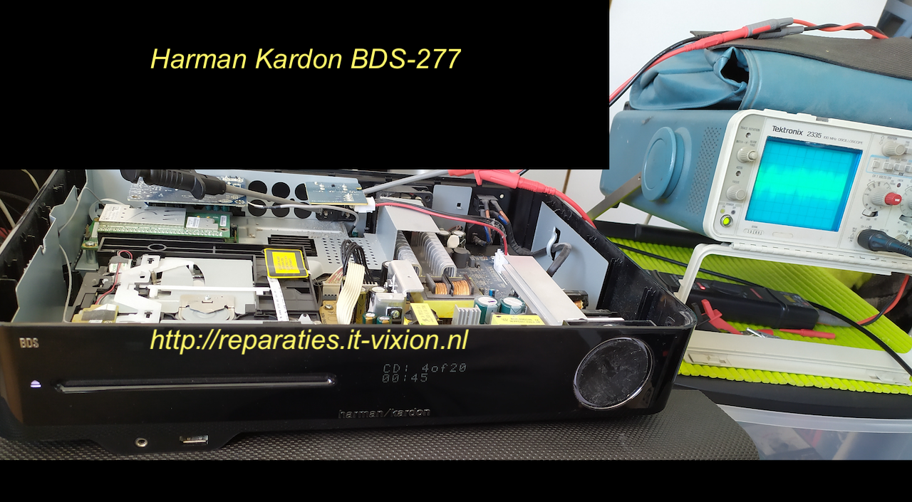 Harman Kardon BDS-277