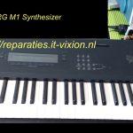 korg m1 synthesizer
