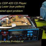 Omnitronic CDP-420 CD player