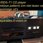 TEAC DS 1.2 CD player