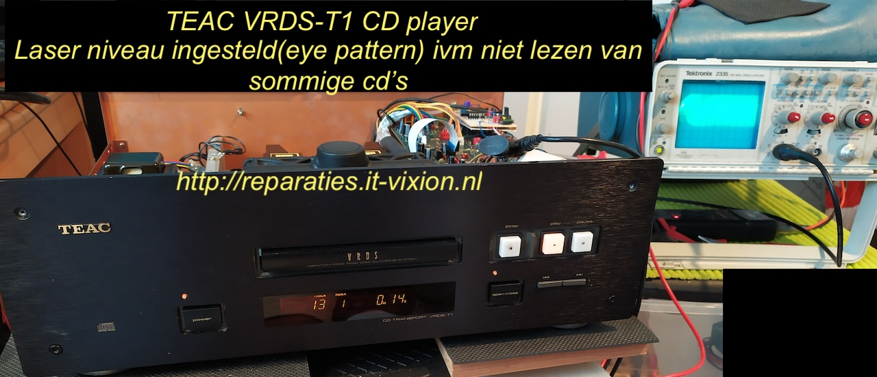 TEAC DS 1.2 CD player
