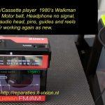 Sony wmf15 walkman
