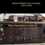 Marantz PM8000 class A Amplifier