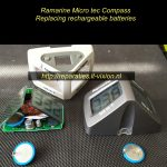 Raymarine micro tec Compass