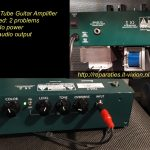 Ibanez tsa5 tube Amplifier