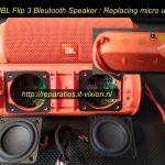 JBL Flip3 micro usb