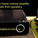 Harman Kardon HS2x amplifier