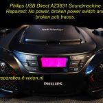 Philips usb az3831 soundmachine