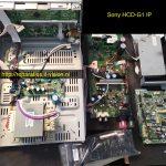 Sony hcd-G1 IP reparatie