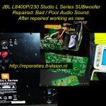 JBL L8400P Subwoofer