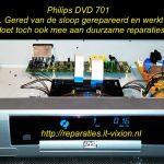Philips dvd 701