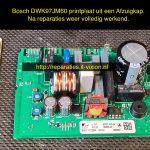 Bosch DWK97JM60 afzuigkap
