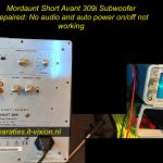 Mordount short Avant 309i