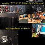 Yamaha YST sw160 subwoofer