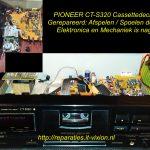 Pioneer CT-S320