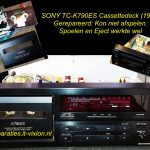 Sony TC-K790ES
