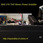 NAD 216 THX Stereo PA
