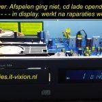 NAD 524 CD player