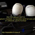 Peltor intercom