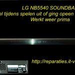LG NB5540