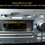 sony md313