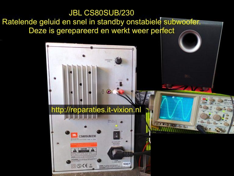 JBL CS80SUB/230