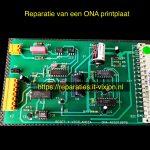 ONA AE5912070 printplaat
