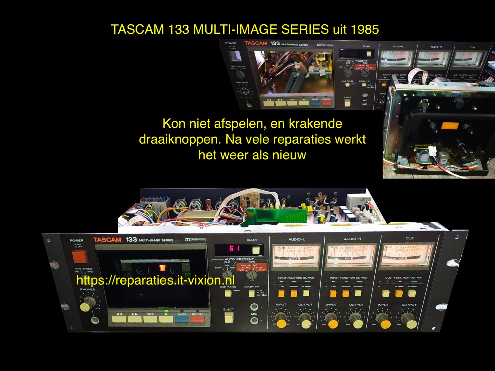 TASCM 133 uit 1985