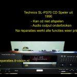 Technics SL-PS70
