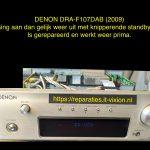 Denon DRA-F107DAB