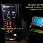 Elac 203 ESP SUB
