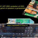 Sony LBT-V902