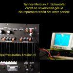 Tannoy Mercury F Sub