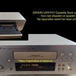 Denon UDR-F07 (1996)