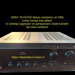 Sony TA-FA7ES