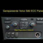Volvo s60 ecc paneel
