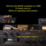 Technics SU-8044K