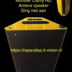Monster Clarity HD active speaker